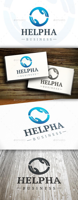 Help Hand Logo