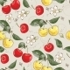 Sweet Cherry Pattern - GraphicRiver Item for Sale