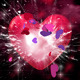 Love Heart Explosion - VideoHive Item for Sale