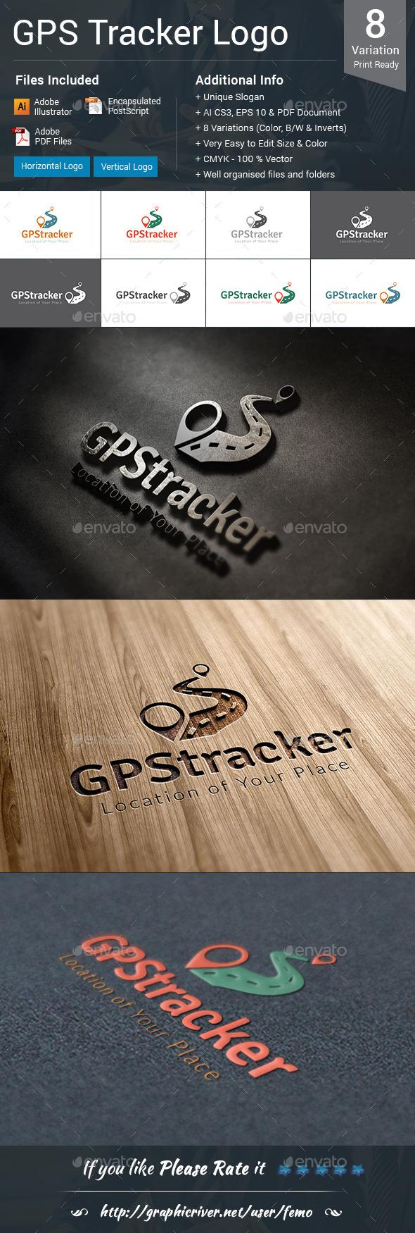 GPS Tracker Logo
