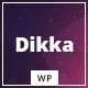 Dikka - Responsive Multi-Concept WordPress Theme - ThemeForest Item for Sale