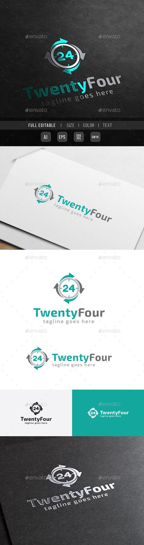 24 hour - Twenty Four Number Business