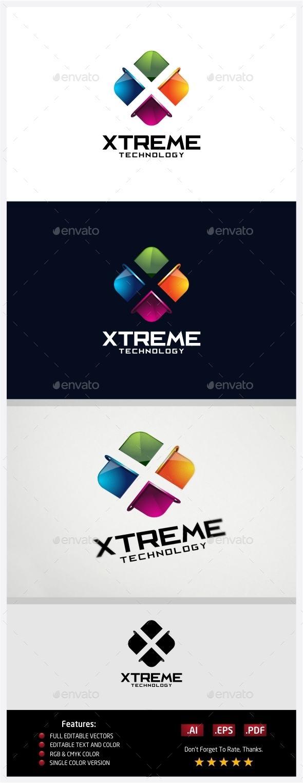 Xtreme Technology Logo