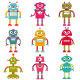 Robots Vector Set - GraphicRiver Item for Sale