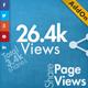 Social Share Page Views AddOn - WordPress - CodeCanyon Item for Sale