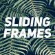 Sliding Frames Promo Opener 2 - VideoHive Item for Sale