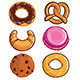 Pastry Assortments - GraphicRiver Item for Sale