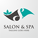 Salon & Spa Logo - GraphicRiver Item for Sale