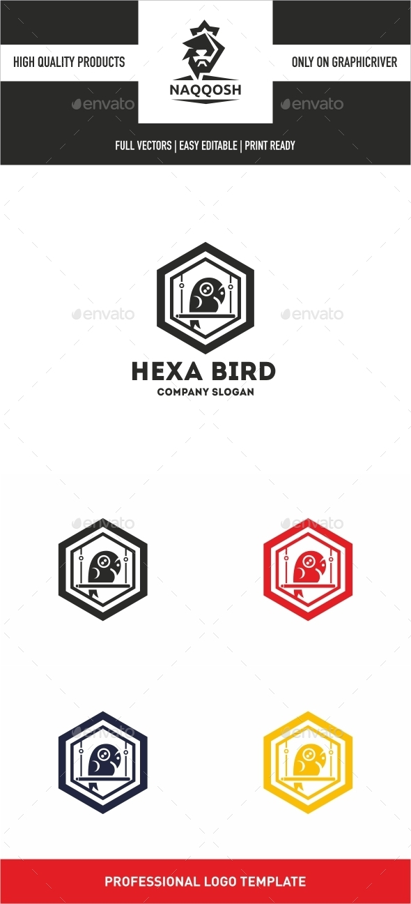 Hexa Bird