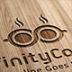 Infinity Coffee Logo - GraphicRiver Item for Sale