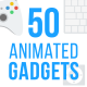 50 Animated Gadgets - VideoHive Item for Sale