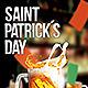 Saint Patricks Day Party Flyer - GraphicRiver Item for Sale