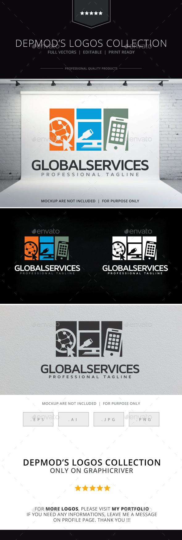 Global Services Logo