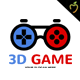 Game Glasses Logo - GraphicRiver Item for Sale