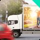 7 Mobile Billboard Mock-up - GraphicRiver Item for Sale