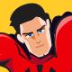 Superhero Mascot - GraphicRiver Item for Sale