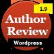 Sama Author Review WordPress Plugin - CodeCanyon Item for Sale