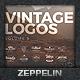 Vintage Logos Set 5 - GraphicRiver Item for Sale