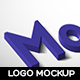 Logo Mockup - GraphicRiver Item for Sale