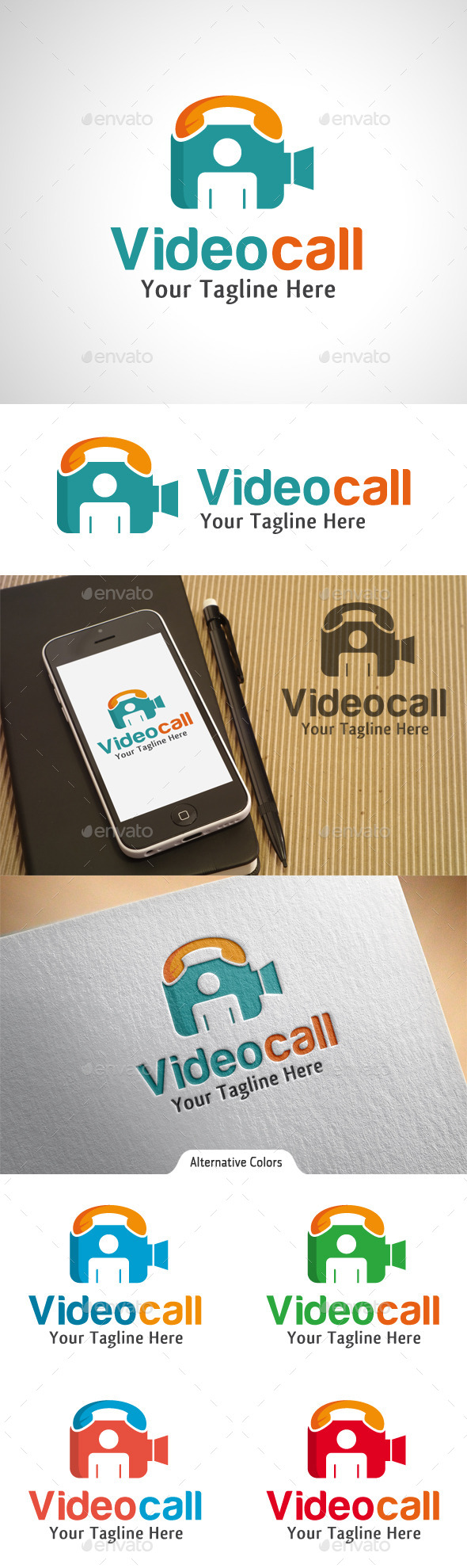 Video Call Logo