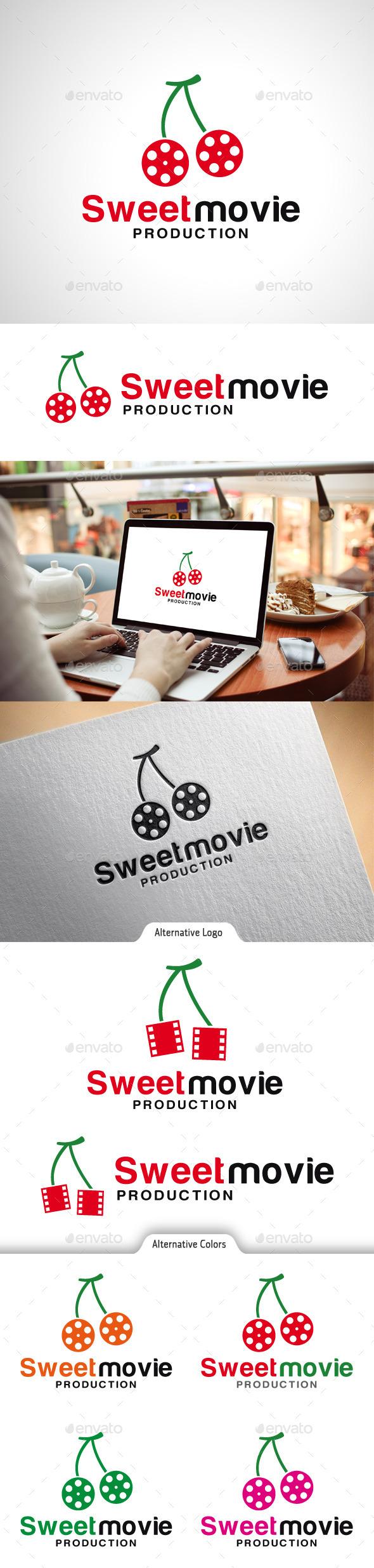 Sweet Movie Logo