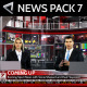 Broadcast Design - Complete News Package 7 - VideoHive Item for Sale