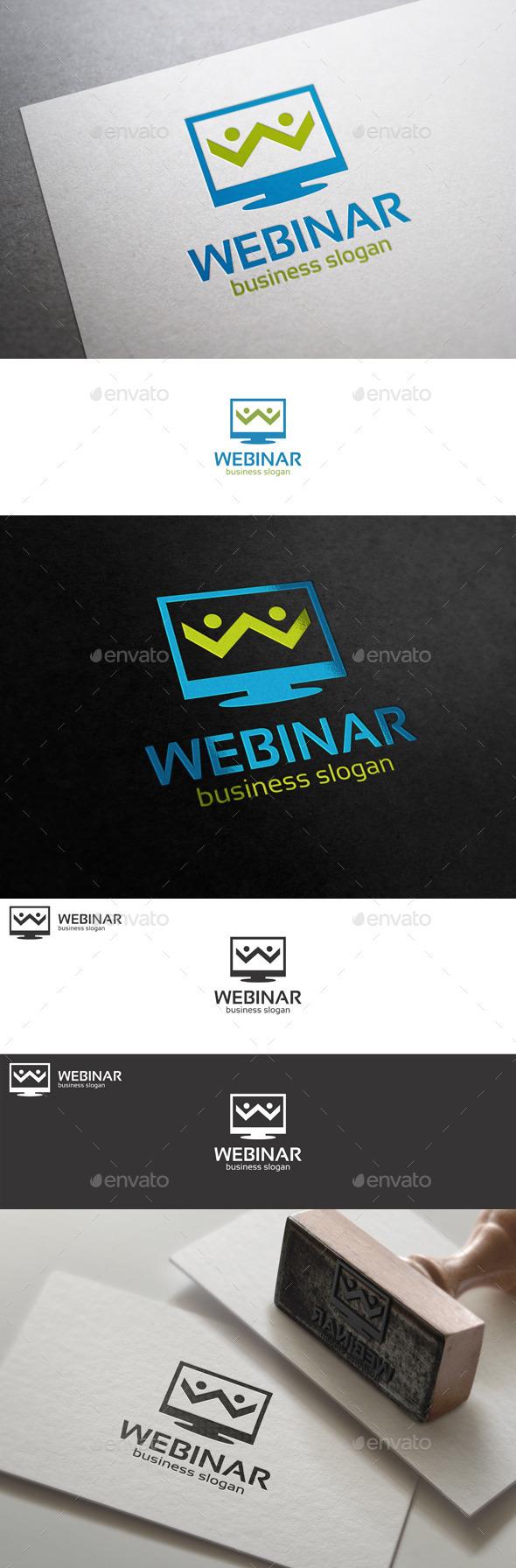 Webinar Internet Workshop Logo