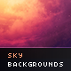 Sky Abstract Backgrounds - GraphicRiver Item for Sale