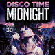 Disco Time MIdnight Flyer - GraphicRiver Item for Sale