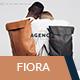 Fiora - Multi & Onepage Portfolio WordPress Theme - ThemeForest Item for Sale