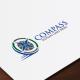 Compass Logo - GraphicRiver Item for Sale