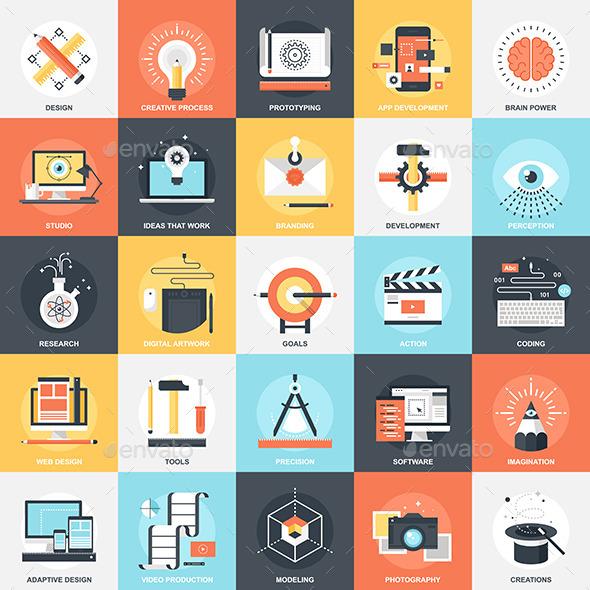vector 302 590 - Creative Process Download