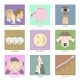 Set of Modern Icons - GraphicRiver Item for Sale