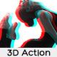 3D Photoshop Actions - GraphicRiver Item for Sale