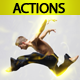 Light Streaks Photoshop Action - GraphicRiver Item for Sale