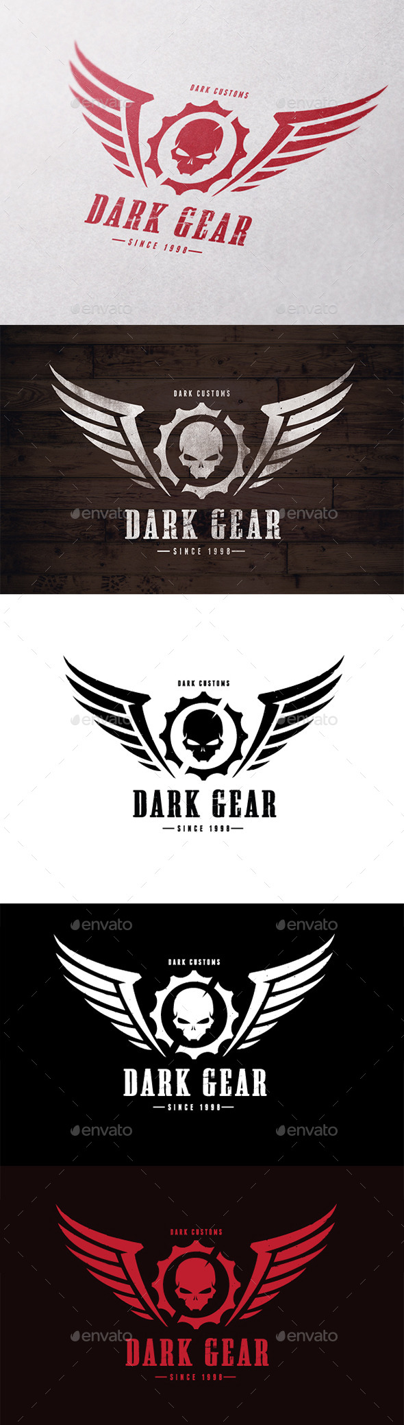 Dark Gear
