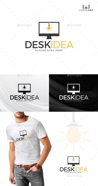 Desk Idea Logo