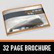 Business Horizontal Brochure - GraphicRiver Item for Sale