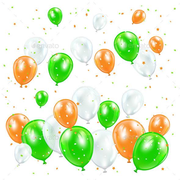 Patricks Day Balloons