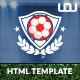 FC - Football Club Template (Soccer HTML) - ThemeForest Item for Sale