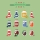 Jam Jars  - GraphicRiver Item for Sale