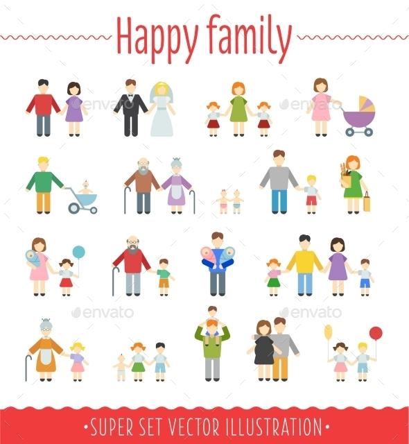 Family Infographics.