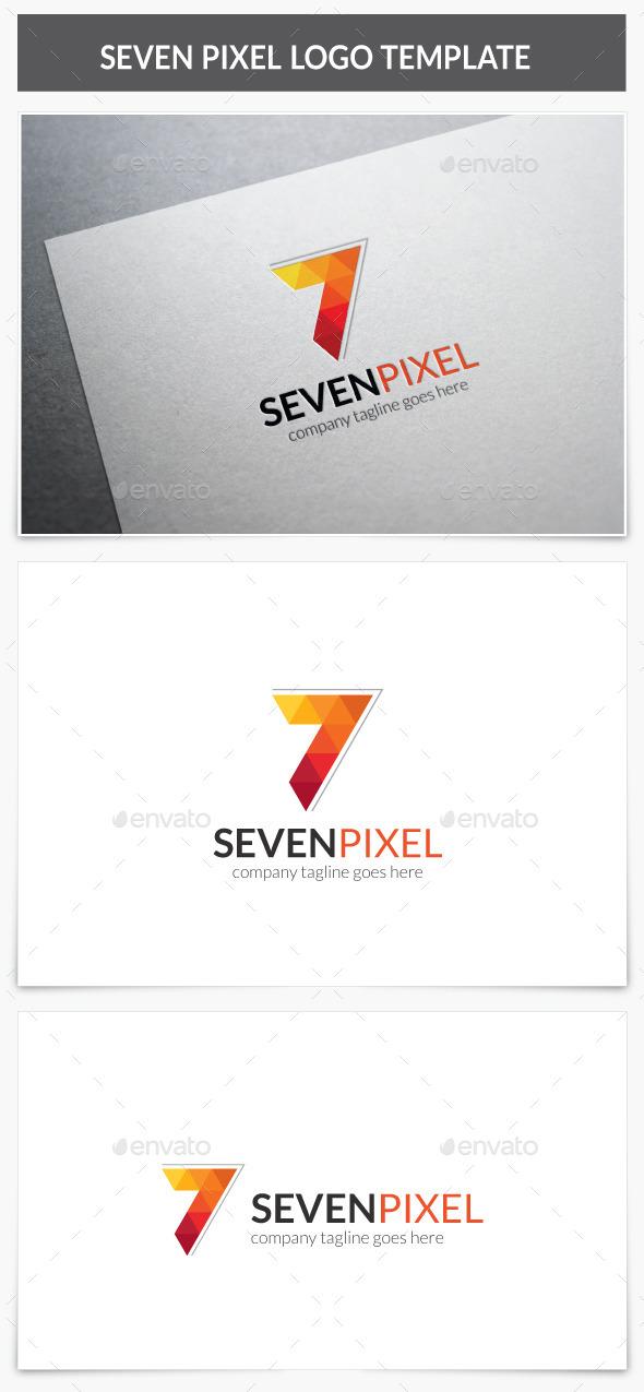 Seven Pixel Logo