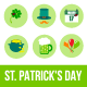 Happy St. Patrick's Day Vector Illustration Icon S - GraphicRiver Item for Sale