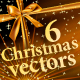 6 Christmas design - GraphicRiver Item for Sale