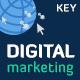 Digital Marketing Strategy - Keynote Template - GraphicRiver Item for Sale