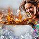 Fire Blast Photoshop Action - GraphicRiver Item for Sale