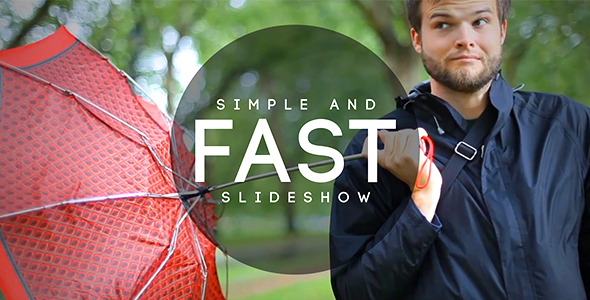 Simple and Fast Slideshow