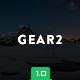 Gear2 + 10 Notification Templates & Themebuilder Access - ThemeForest Item for Sale