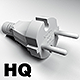 Electric Plug - 3DOcean Item for Sale